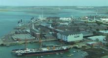 021-England-Portsmouth-Hafen-1