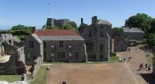 037-England-Wight-Carisbrooke-Castle-1