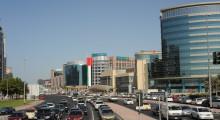 040-Dubai-Strassenverkehr-1