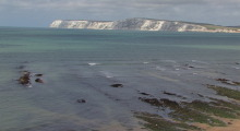 041-England-Wight-Freshwater Bay-Kreidefelsen-1