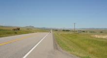 061-Kanada-Alberta-Endlose-Strasse