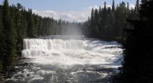 092-Kanada-Wells-Gray-Dawson-Falls-1
