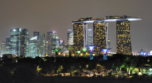 148-Singapur-Gardens-by-the-Bay-Nacht-2