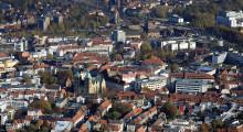 Osnabrück-Inenstadt-Bahnhof-Cinestar-Kirche