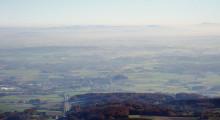 Teutoburgerwald-Luftbild